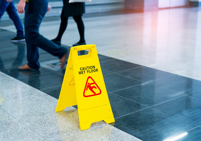 Know Your Rights in a Slip and Fall Accident in Florida